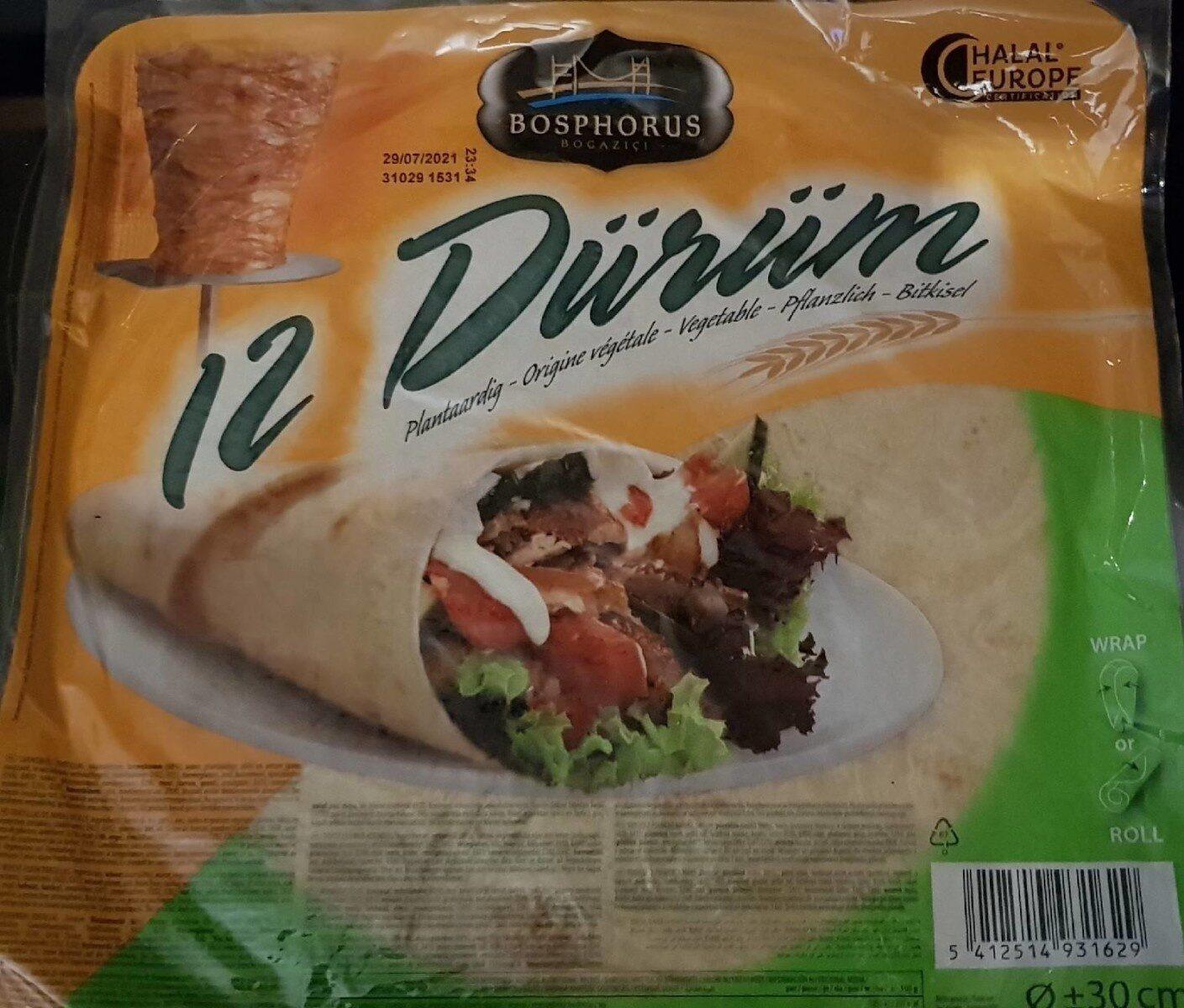 12 Dürüm - Prodotto - fr