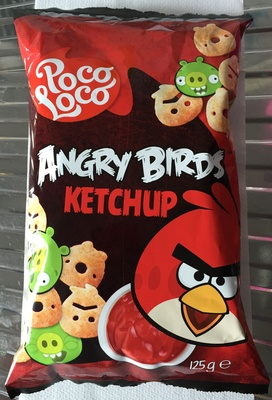 Angry Birds Ketchup - Product