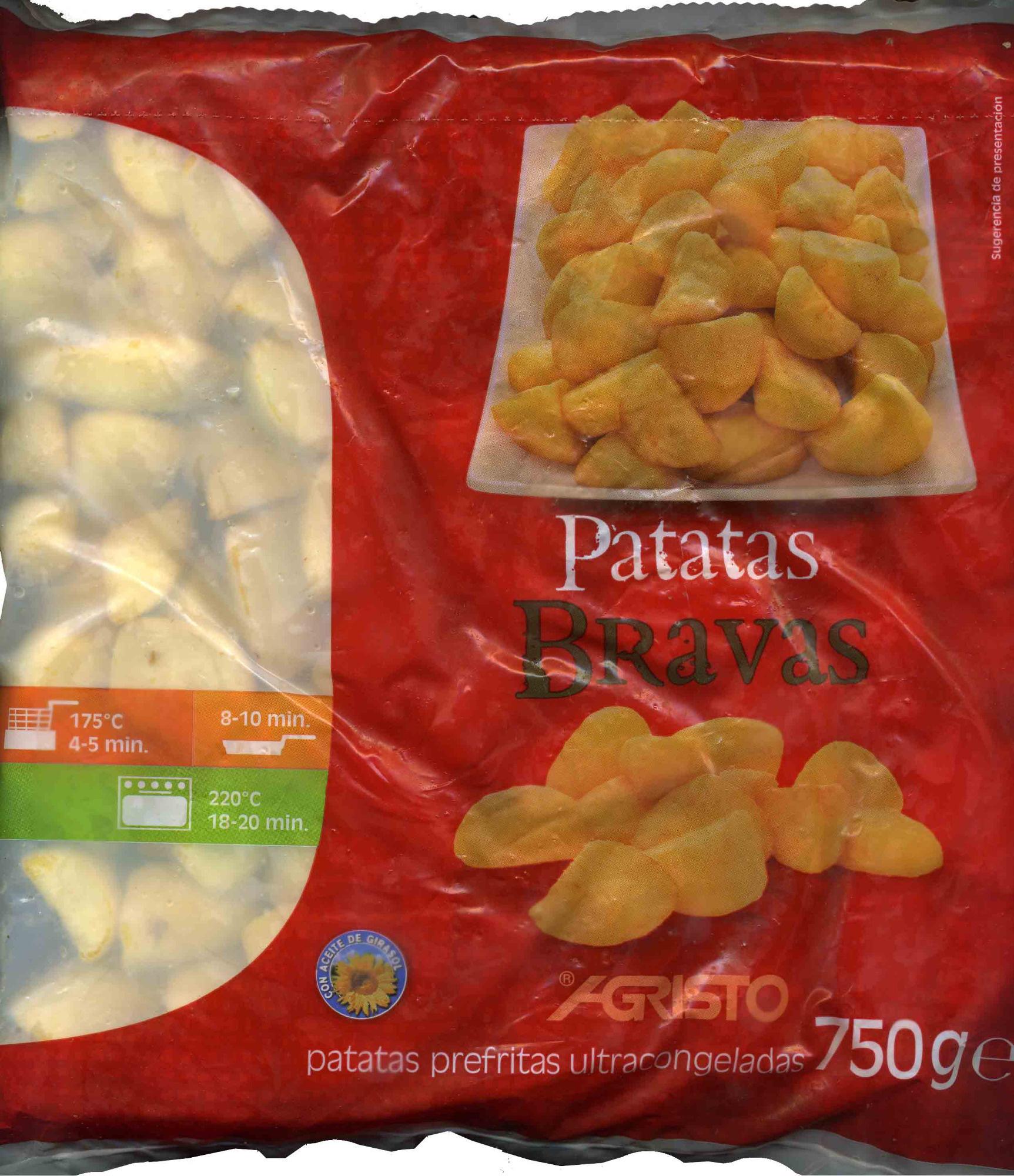 Patatas bravas - Producte - es