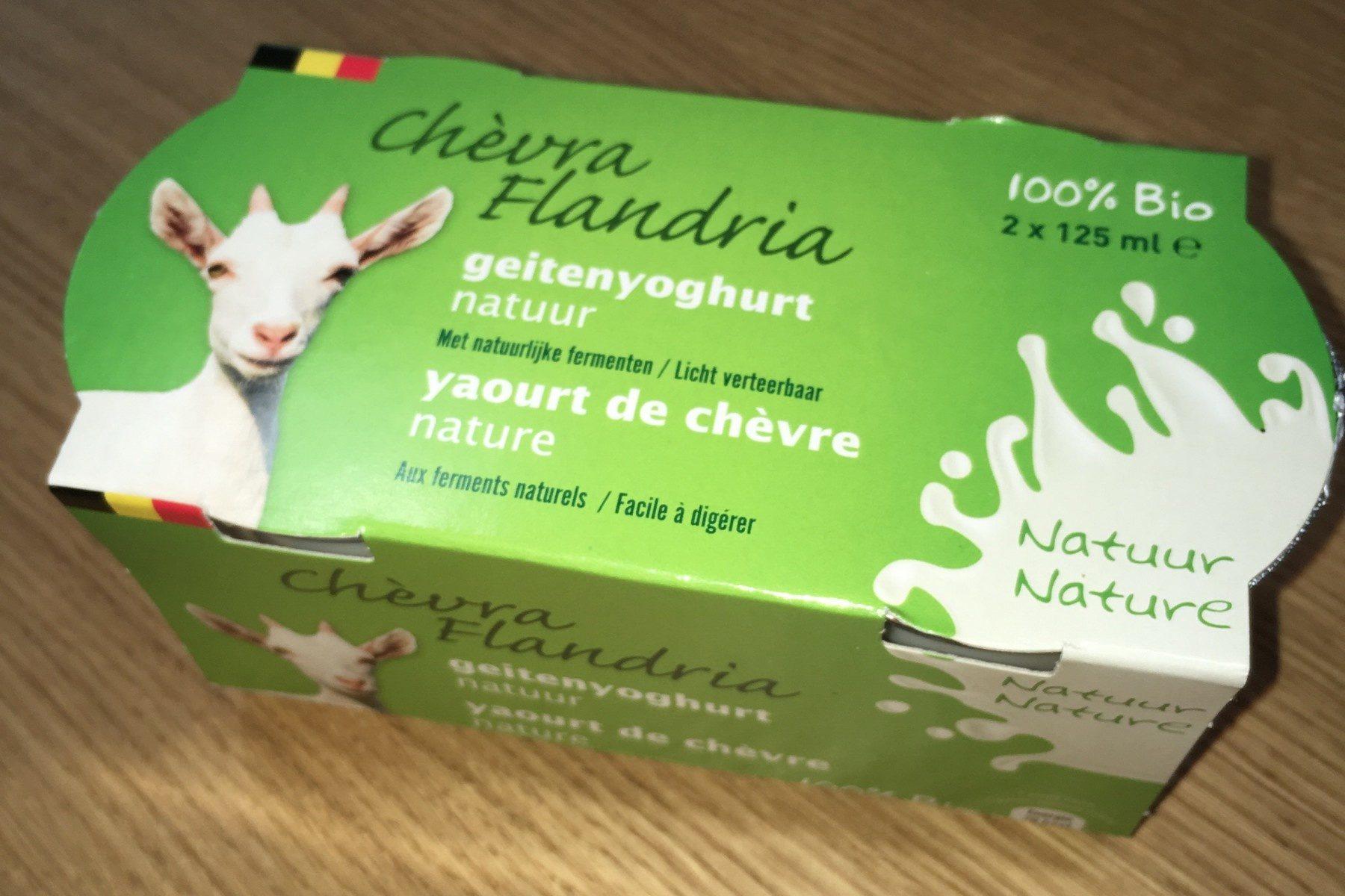 Yaourt de Chèvre Nature - Product