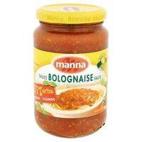 Manna Sauce bolognaise - Produit