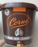 Pâte a tartiner au chocolat noir - Product - fr