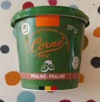 Pâte a tartiner chocolat praliné - Product - fr