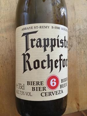 Bière Trappiste Rochefort 6 - Product - fr