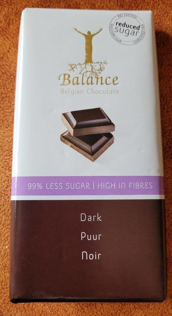 Chocolat Maltitol noir - Produkt - en