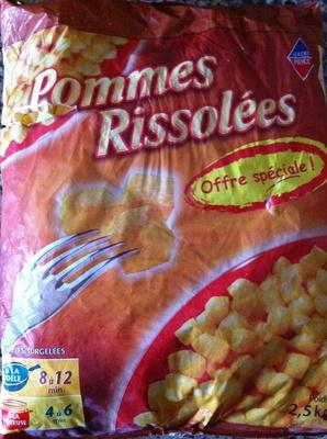 Pommes rissolées - Product - fr