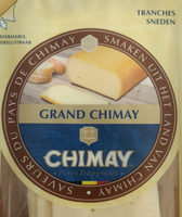 Grand Chimay - fromage trappiste - Product - fr