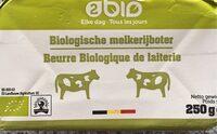Beurre biologique de laiterie - Product - en