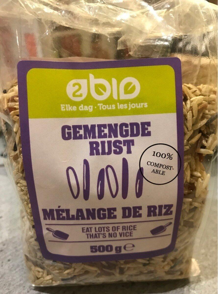 Mélange de riz - Produit - fr