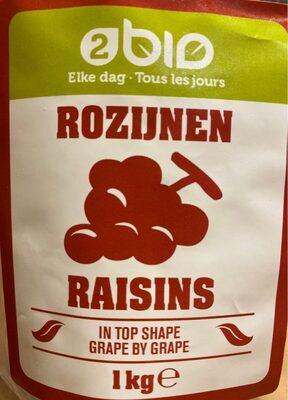 Rozijnen -Raisins - Product