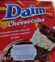 Daim cheesecake - Prodotto - fr