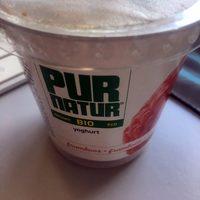Joghurt, Himbeere / Müsli - Product