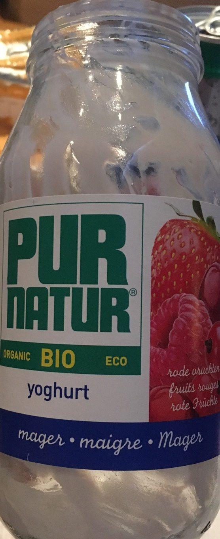 Pur Natur pur natur organic bio eco yoghurt