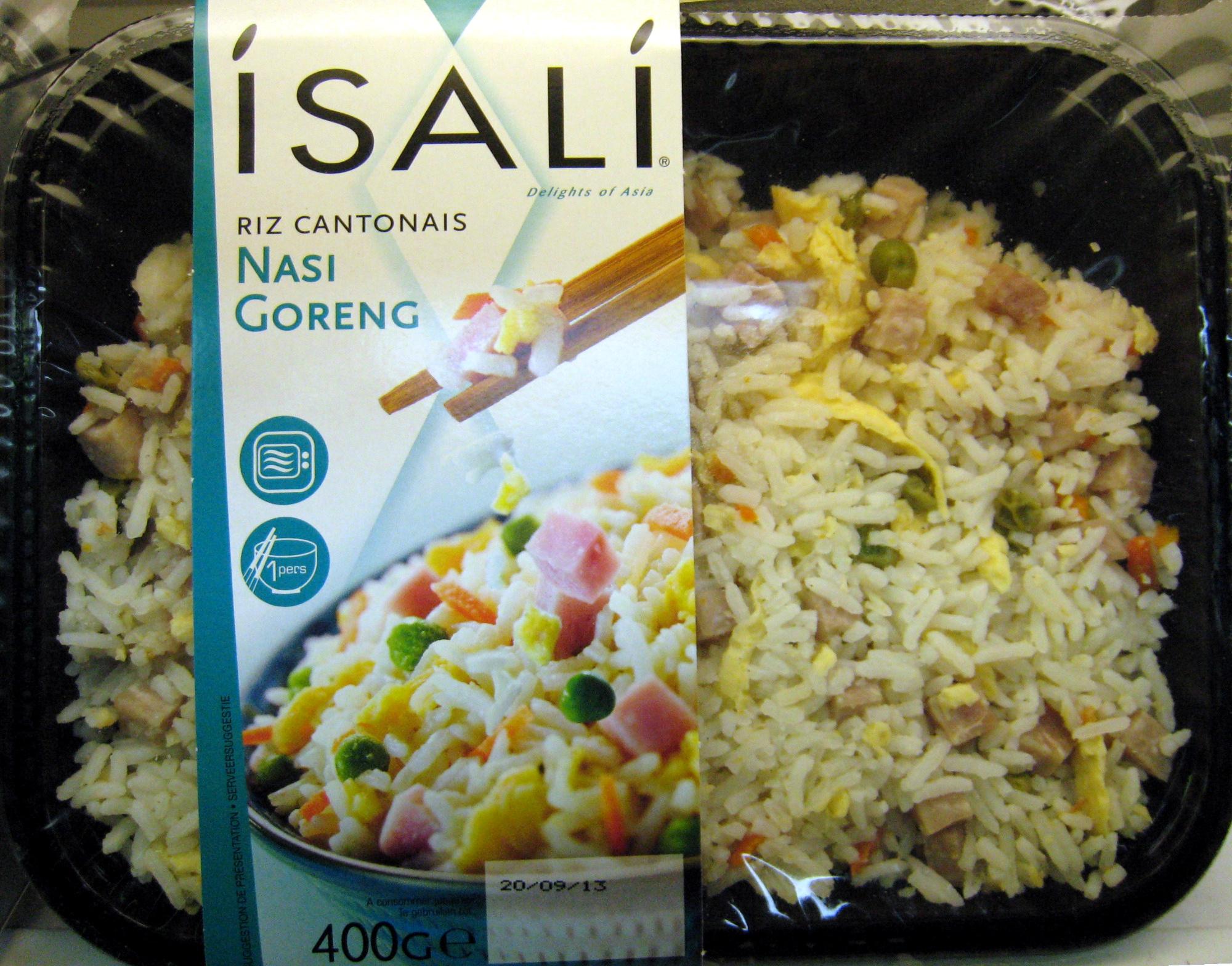 Riz cantonais Nasi Goreng - Product