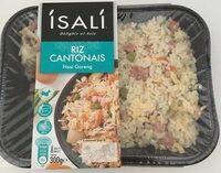 Isali riz cantonnais - Produit - fr