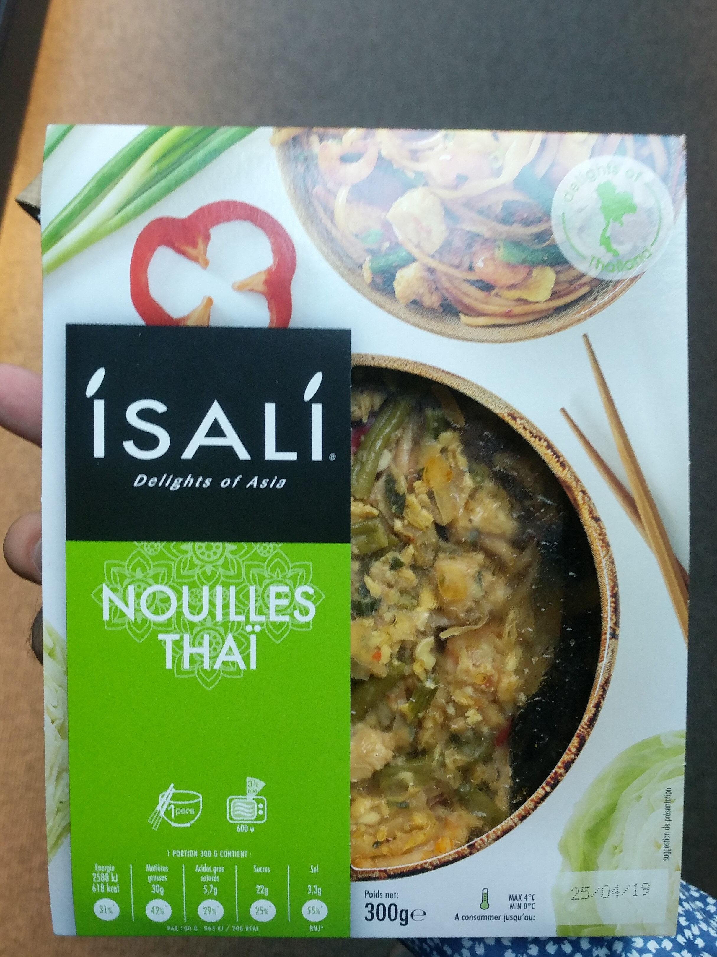 Nouilles Thaï - Produit - fr