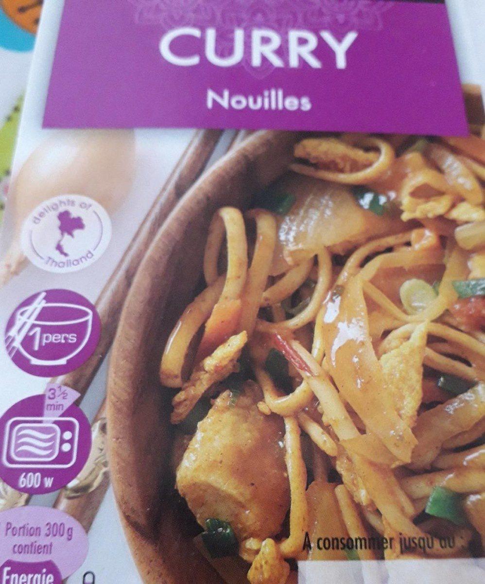 Nouilles au curry TOP AFFAIRE - Product - fr