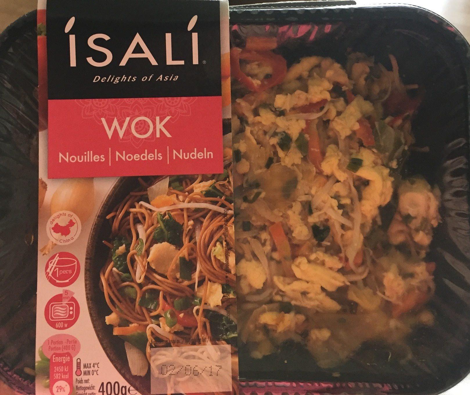 Wok nouilles - Product - fr