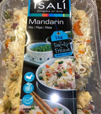 Mandarin Rice - Product