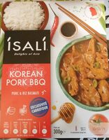 Korean Pork BBQ & Riz Basmati - Product
