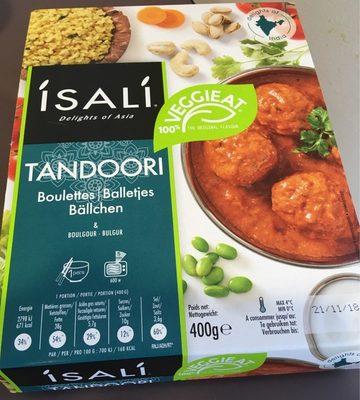 Tandoori boulettes et boulgour - Product