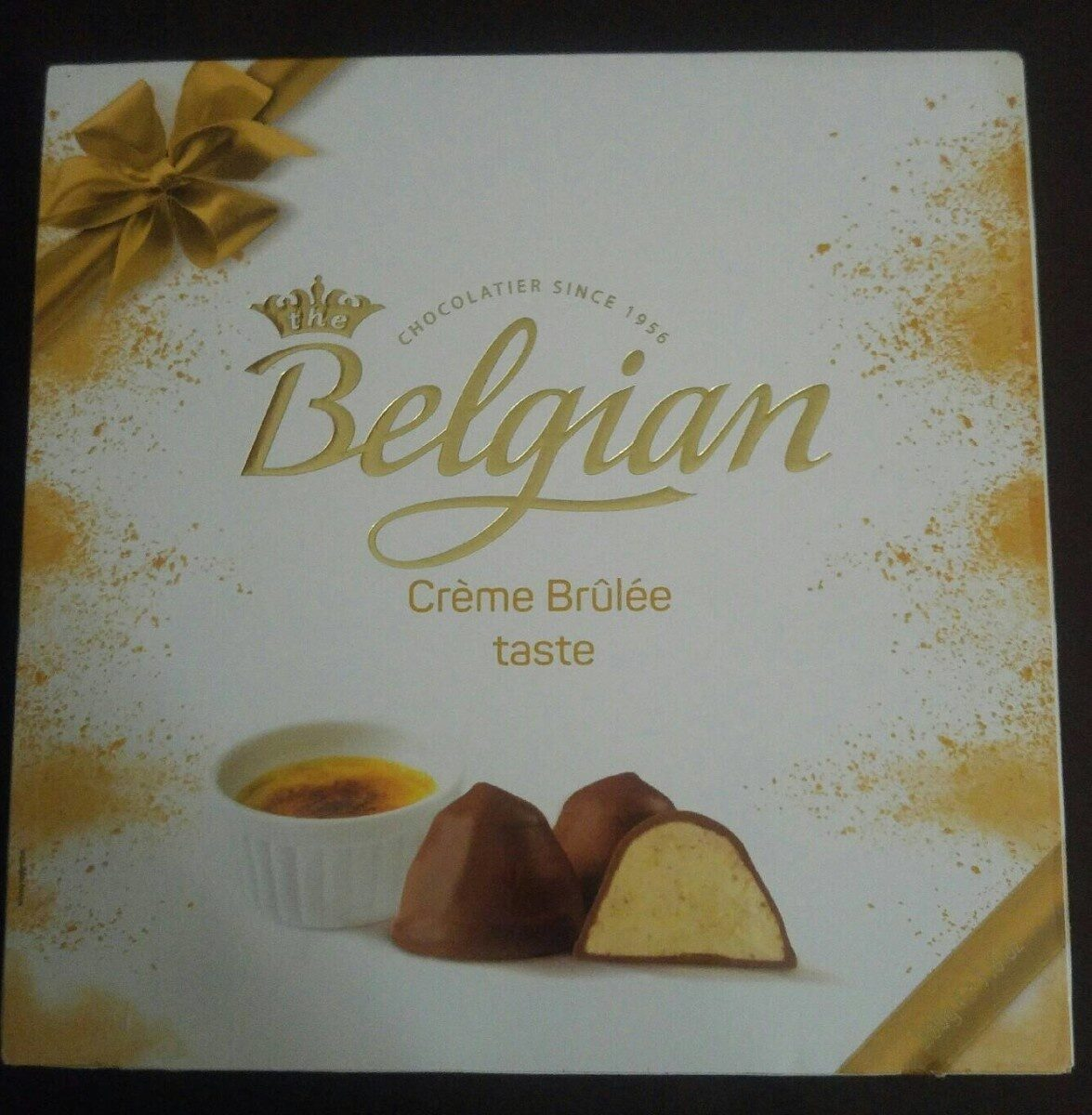 Creme brulee taste - Producto