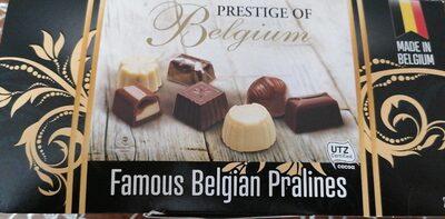 Prestige of belgium - Product