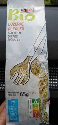 Luzerne alfalfa - Produit