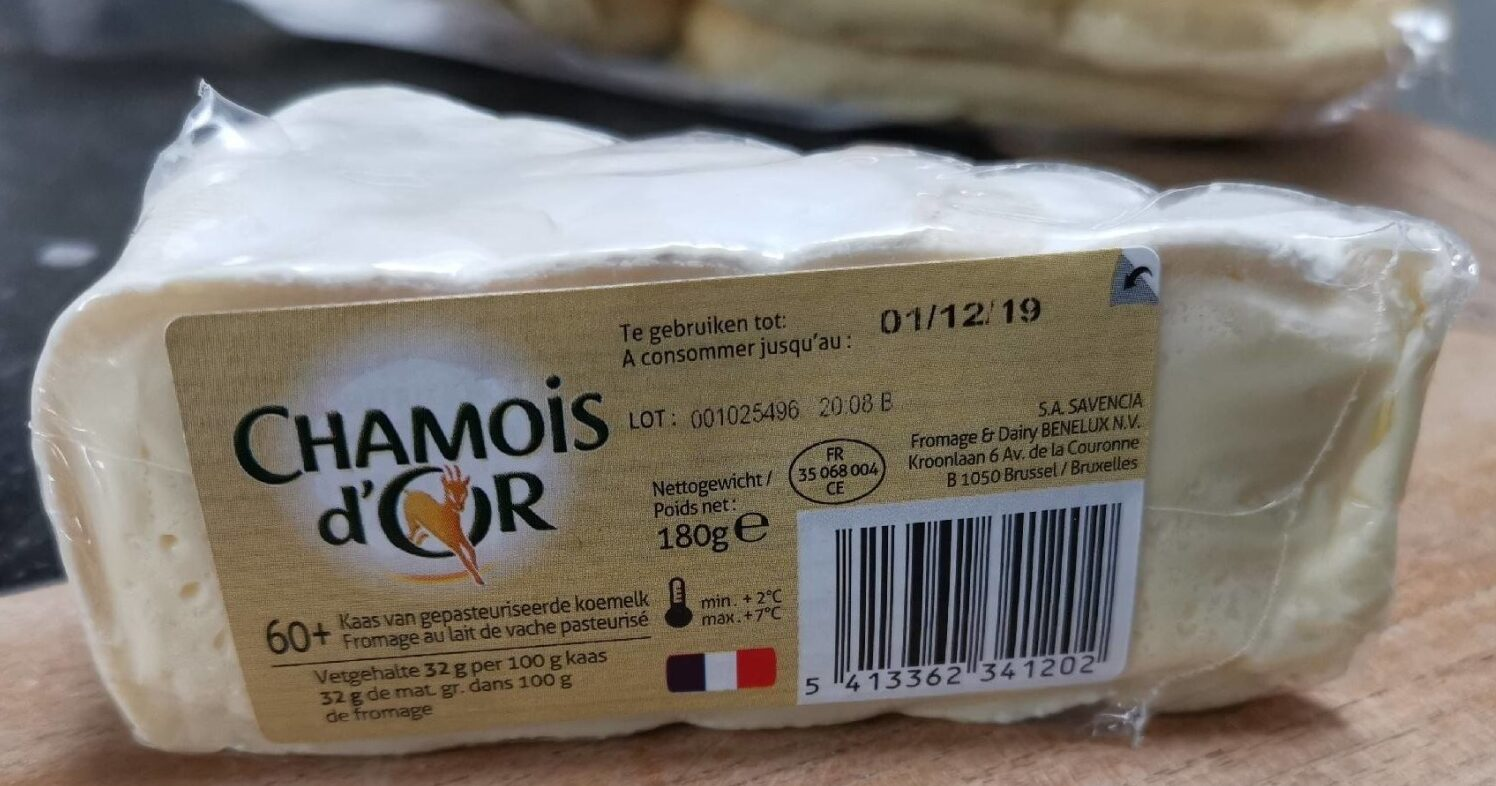 Chamois d'Or - Product