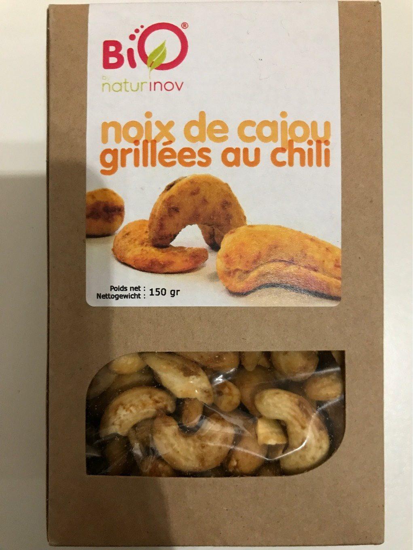 Noix de cajou grillees au chili - Product