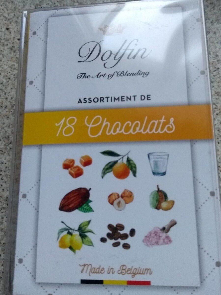 18 chocolats - Product