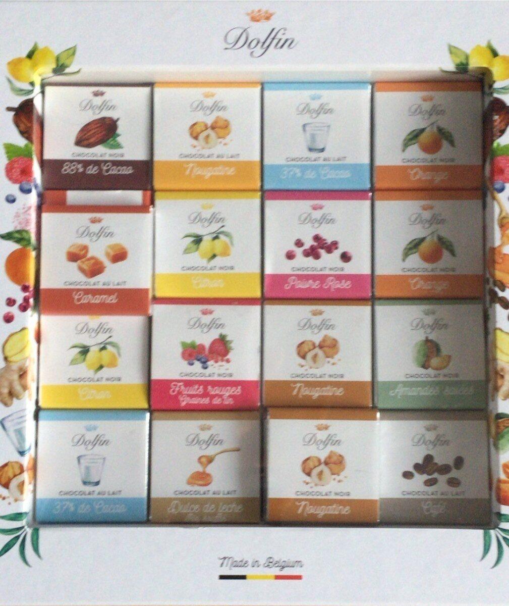 Assortiment de 48 chocolat - Produit - fr