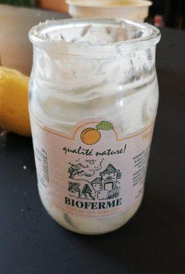Yaourt aux abricots - Produit - fr