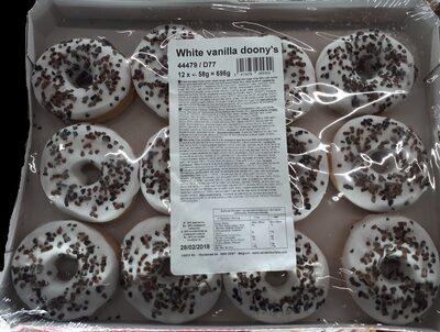 White vanilla doony's - Produit