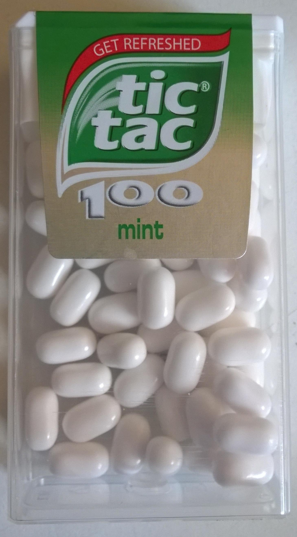 Tic Tac Mint - Product - en