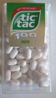 Tic Tac Mint - Produit