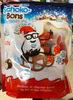 Schoko-Bons - Bonbons de chocolat fourrés au lait et aux noisettes - Prodotto