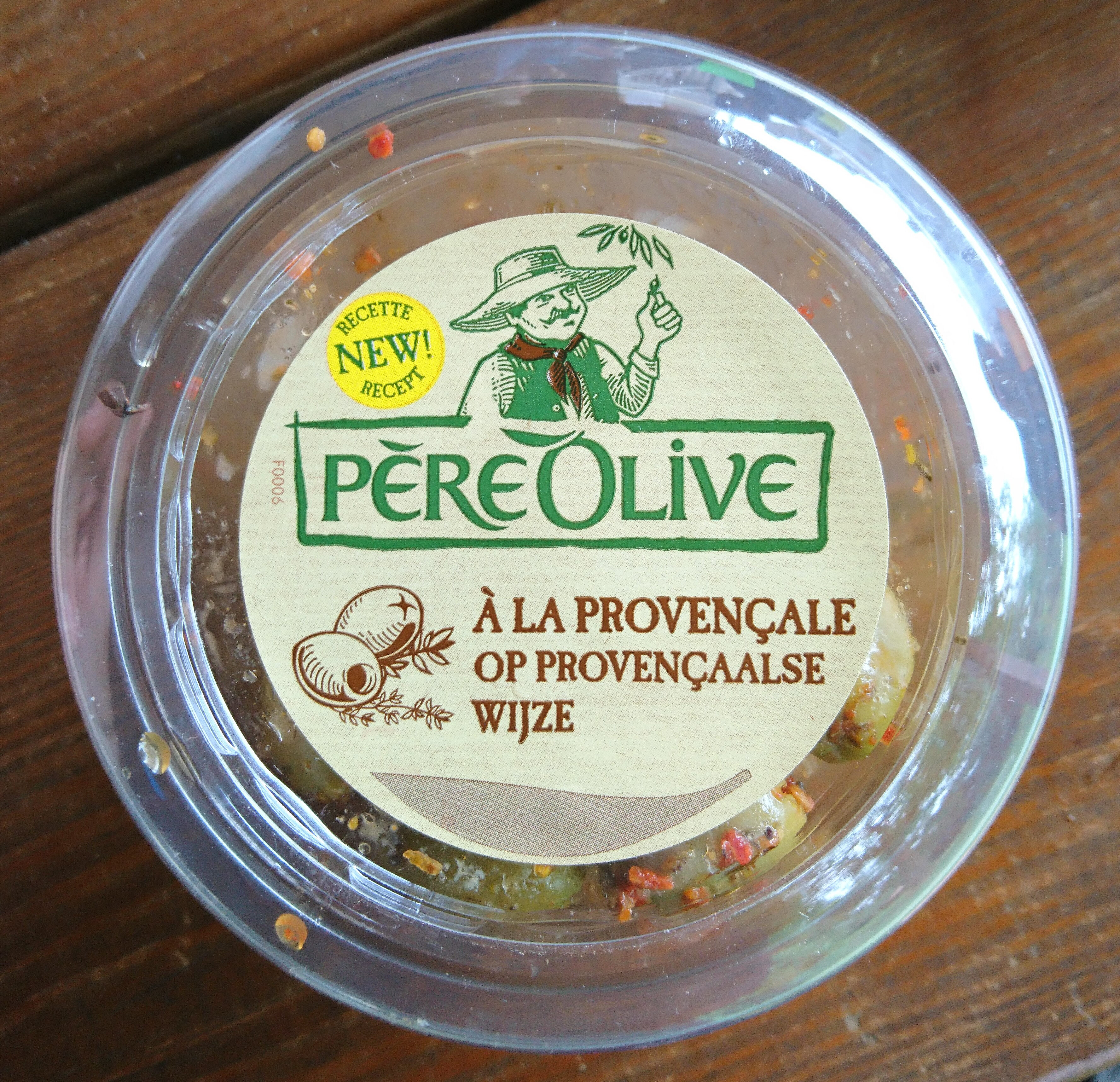 Olive Provencales - Product - fr