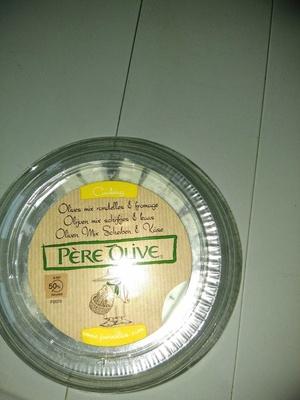 Rondelles et fromage - Product - fr