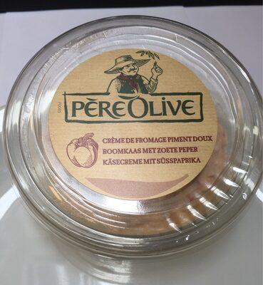 Créme de fromage piment foux - Product - fr