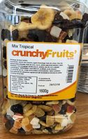 Crunchyfruits - Produit - fr