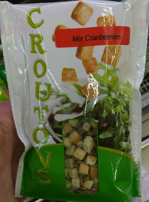 Mix Cranberries - Product