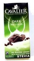 Dark 85% cocoa - Produit
