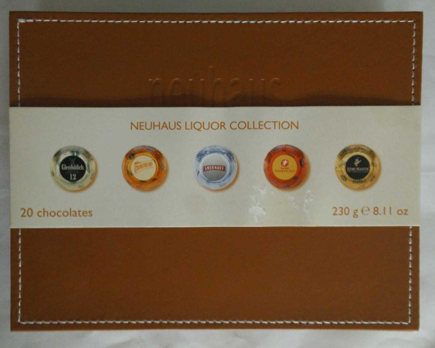 Liquor collection - Prodotto - en