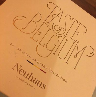 Cholocats Neuhaus - Product - fr