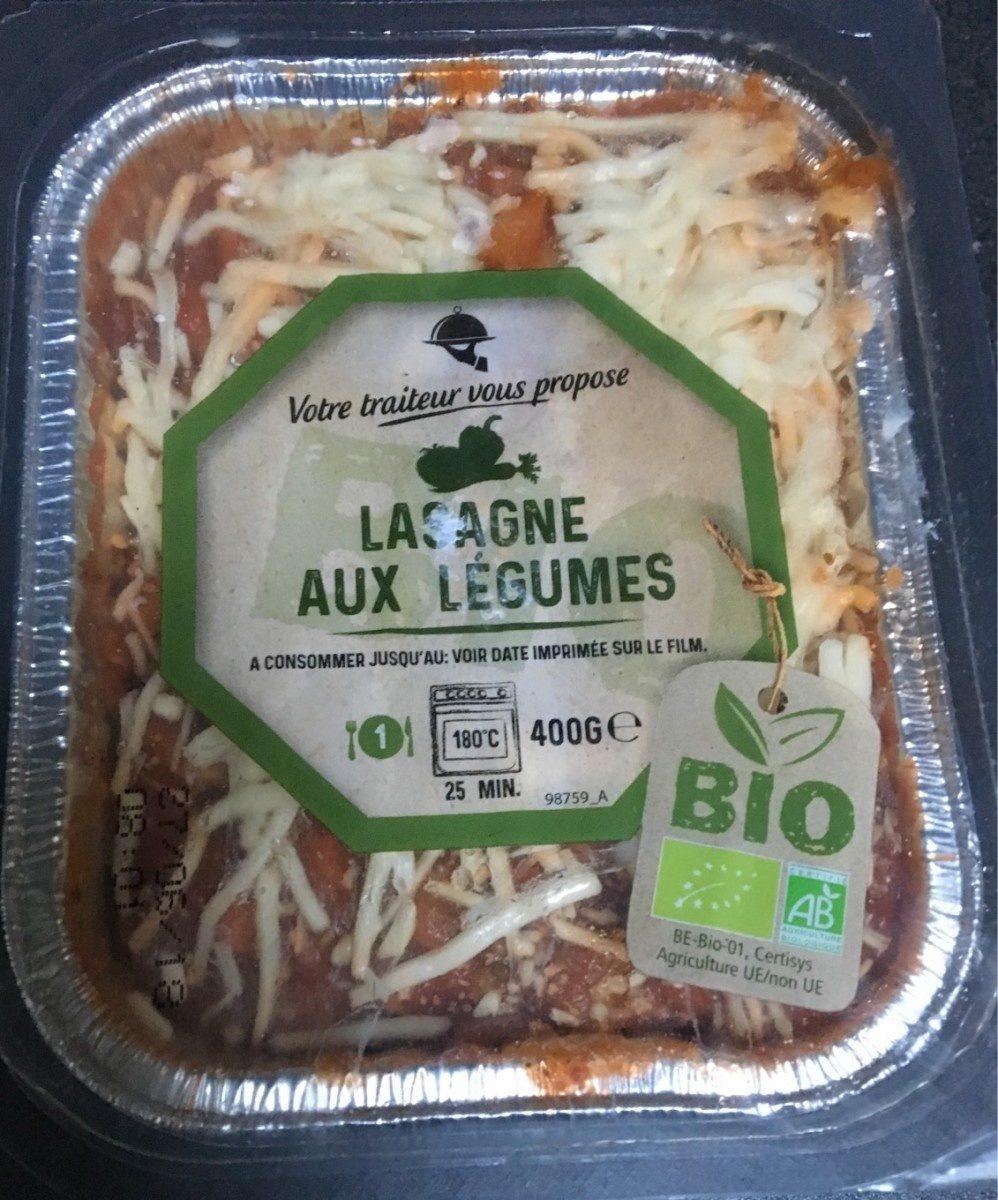 Lasagne aux légumes - Produit