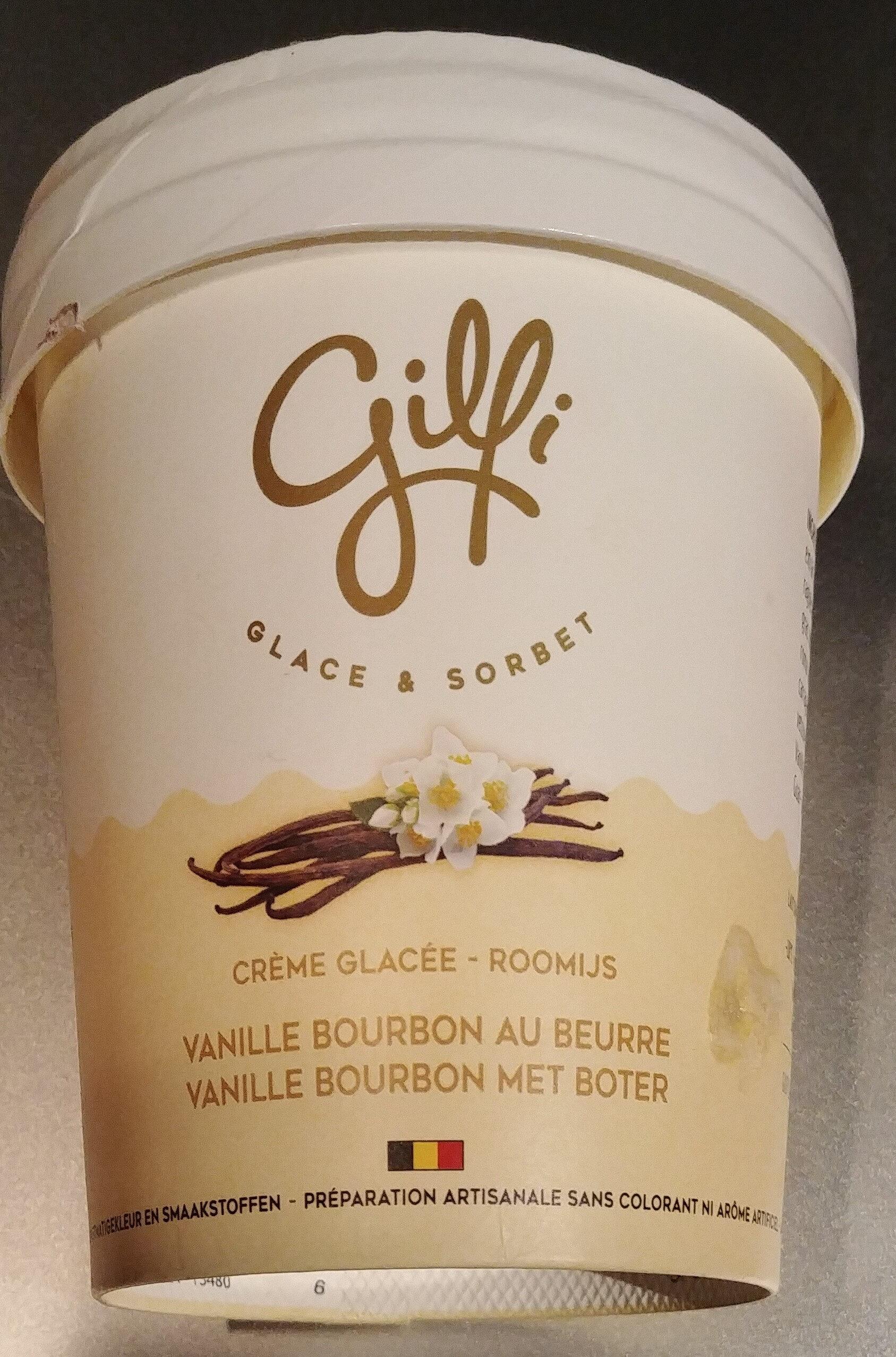Vanille Bourbon au Beurre - Produit