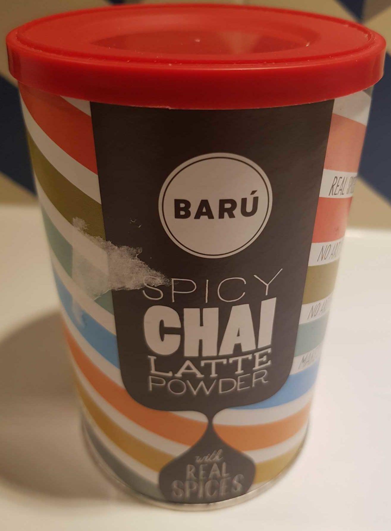 Spicy Chai Latte - Produit
