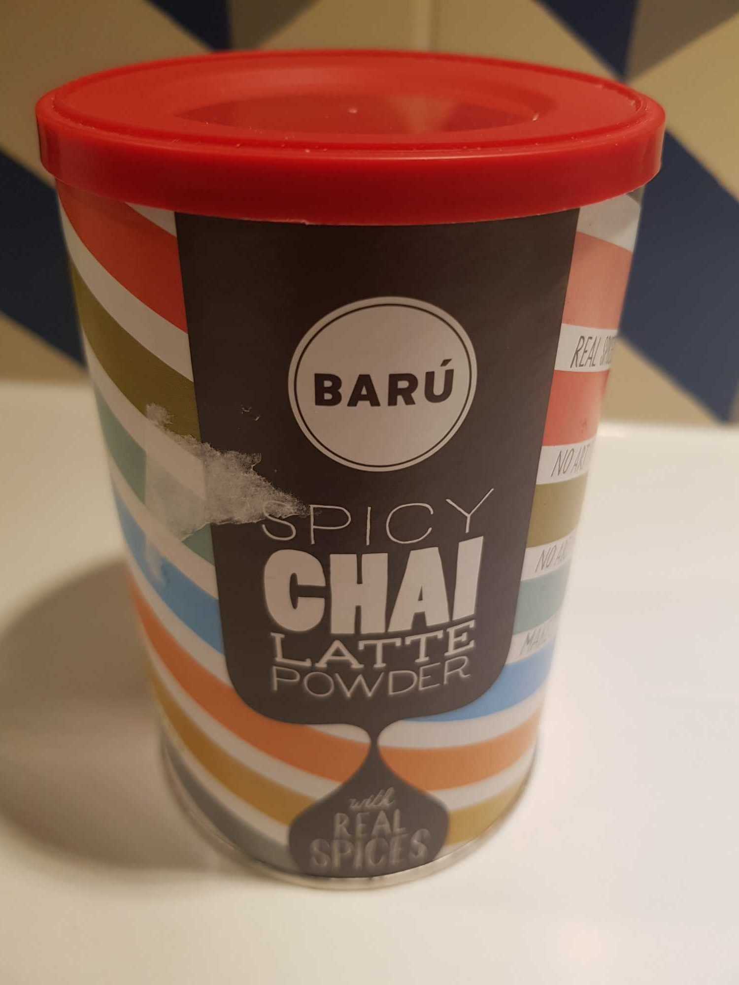 Spicy Chai Latte - Product