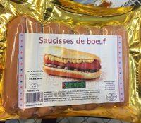 Saucisses De Boeuf - Product - fr